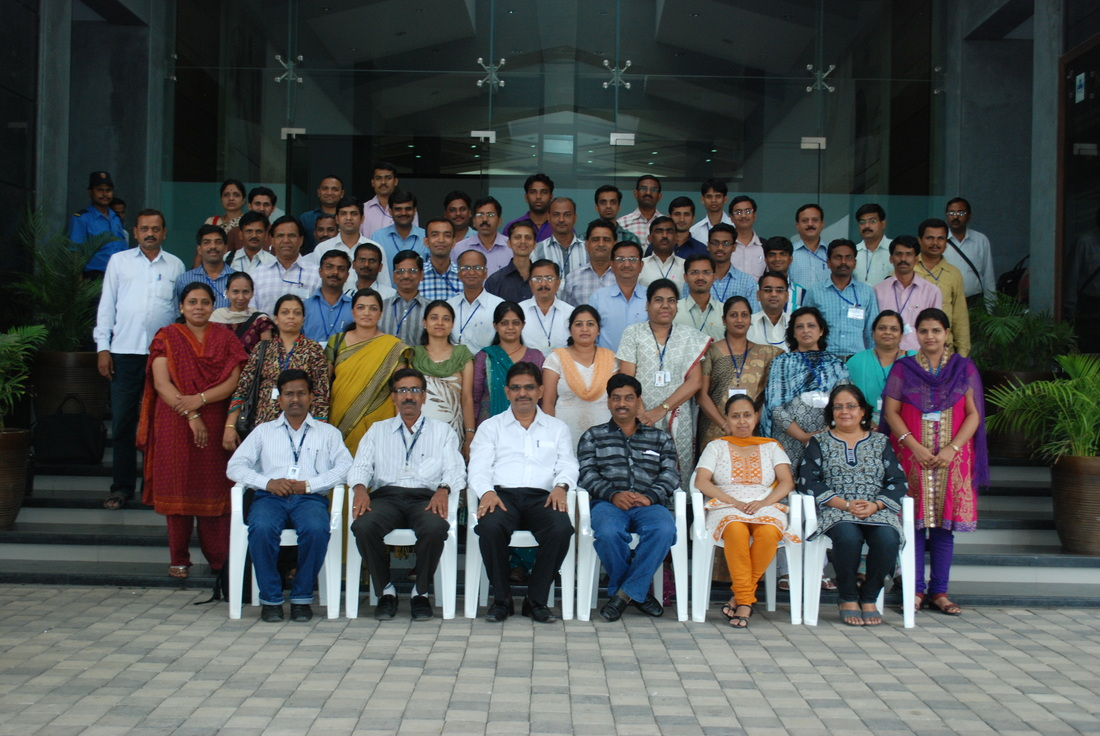 NMIMS NATIONAL WORKSHOP 2013 GROUP PHOTO